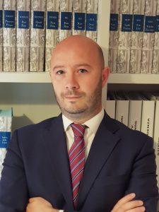 Avvocato in Brescia Mattia Corioni